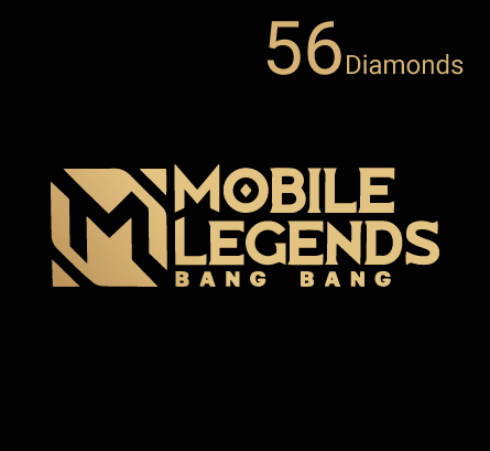 Mobile Legends - 56 Diamonds