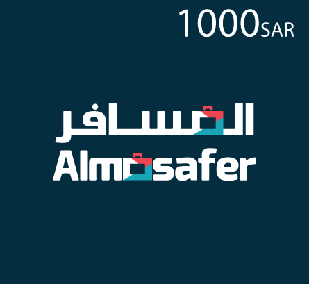 Almosafer Gift Card - 1000 SAR