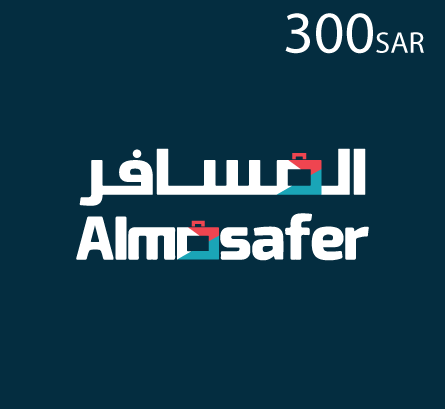 Almosafer Gift Card - 300 SAR
