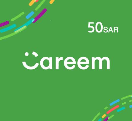 Careem for Customers 50 SAR