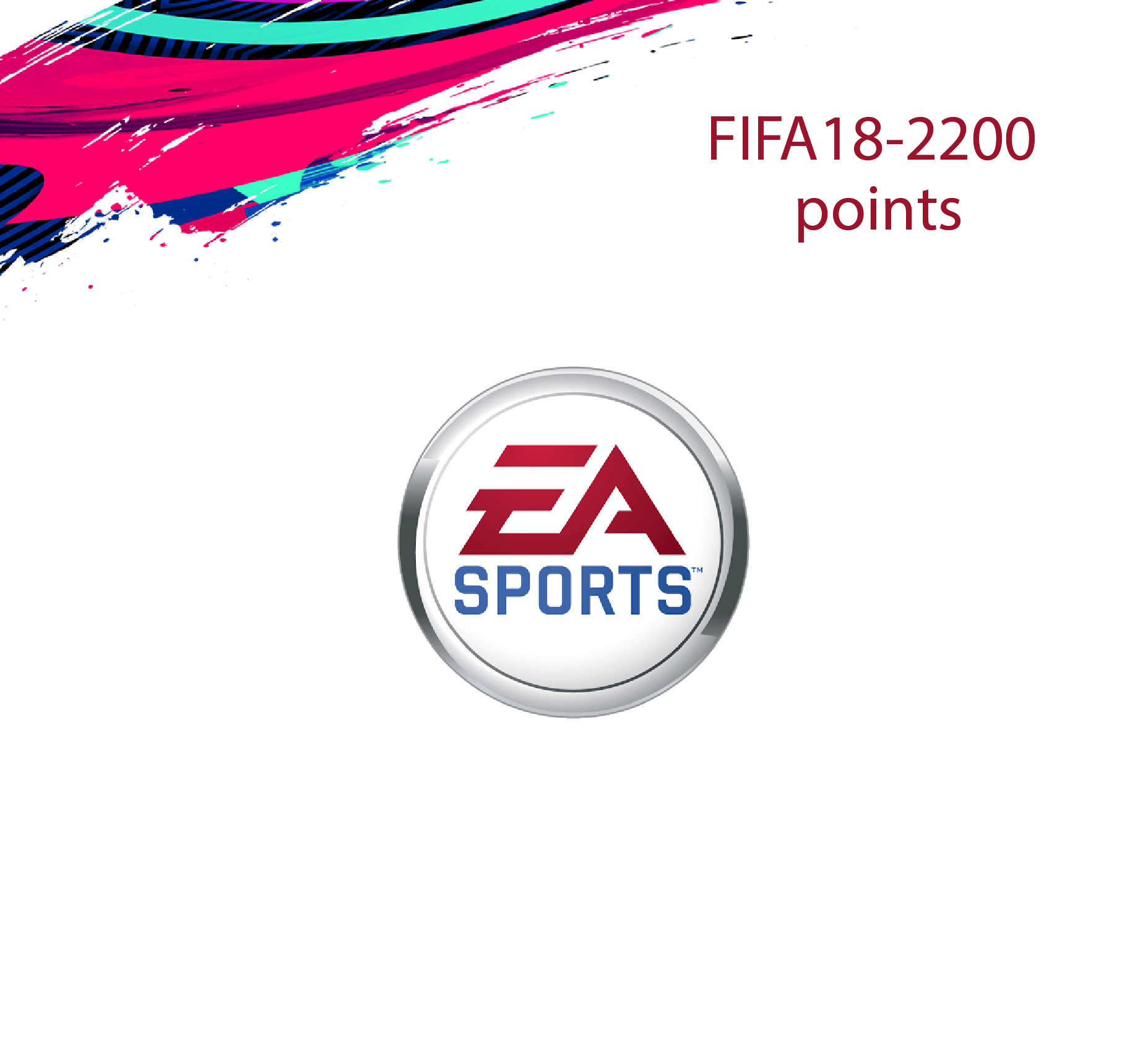 FIFA 18 Ultimate 2200 Points Pack (Saudi Store)