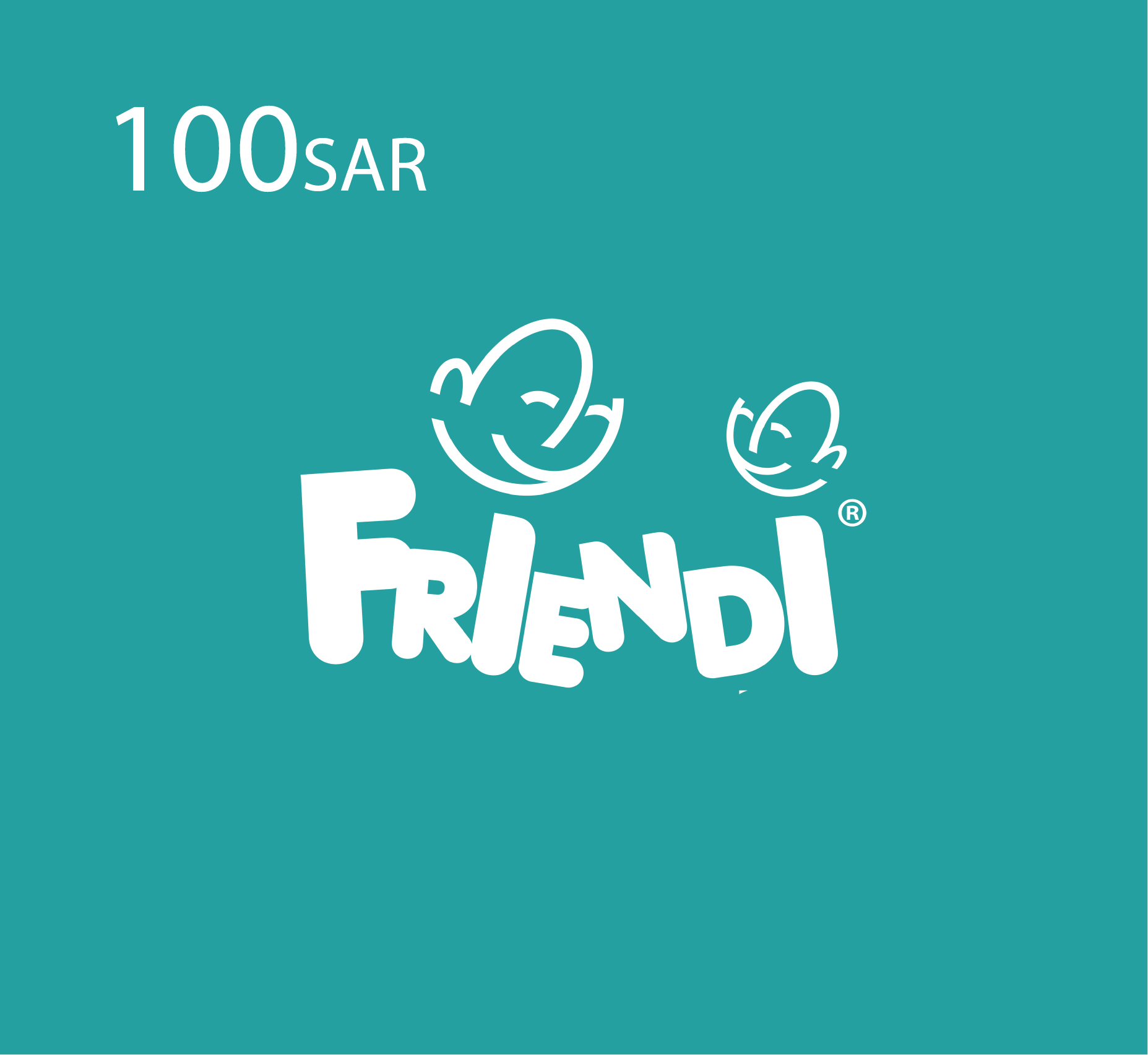 Friendi Recharge Card SR 100