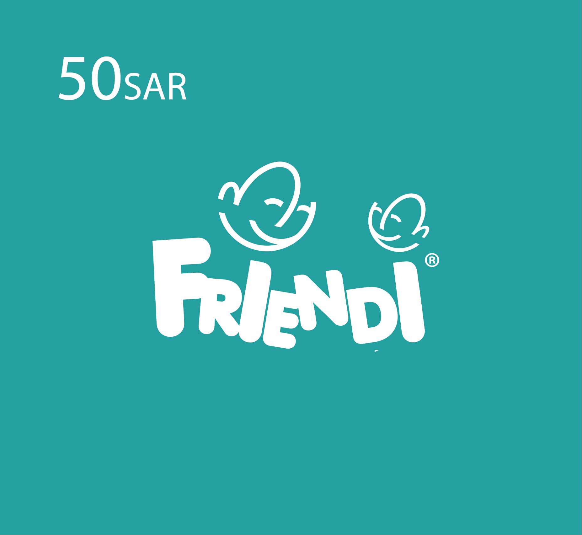 Friendi Recharge Card SR 50