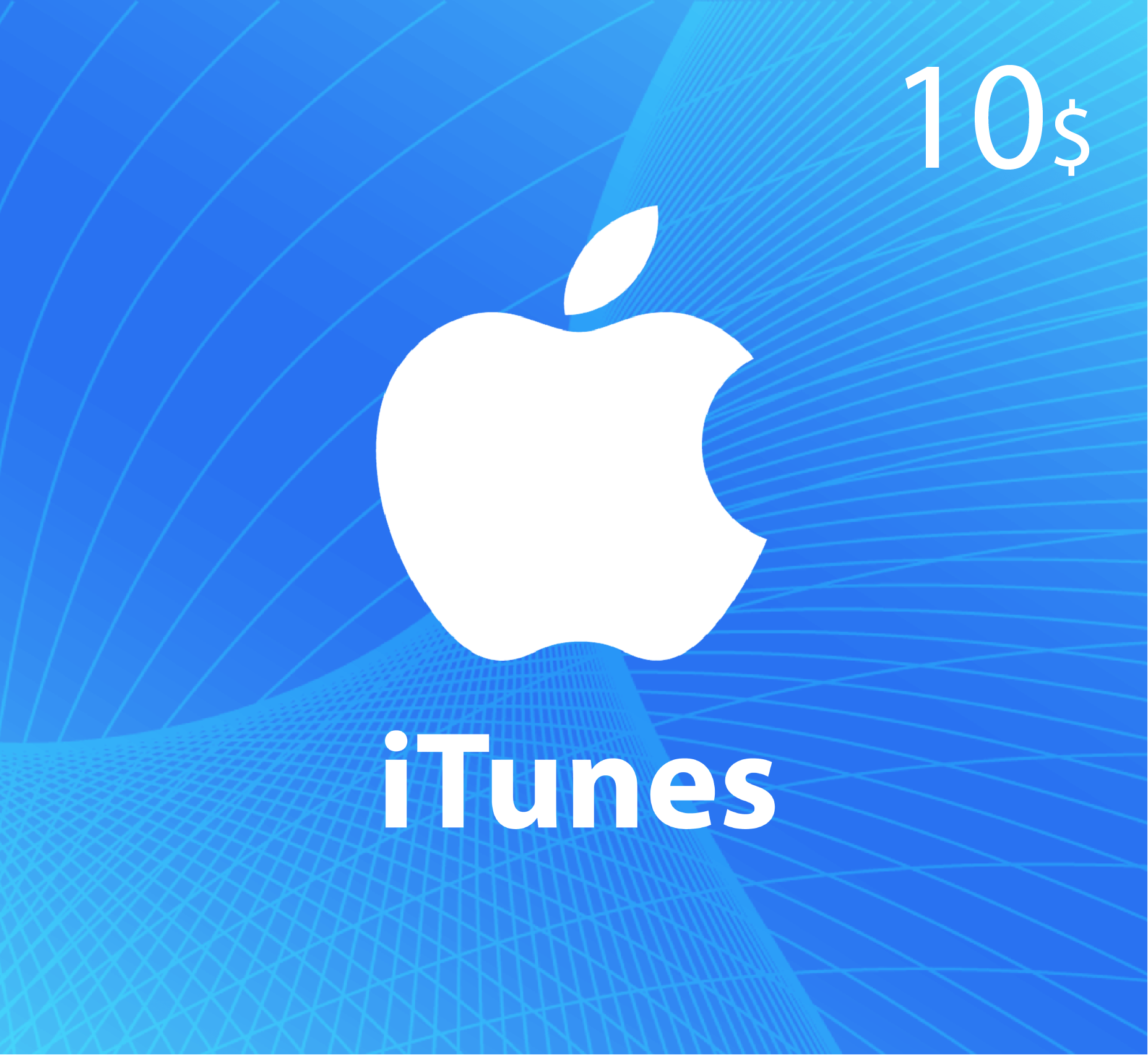 iTunes Gift Card $10 - US Store