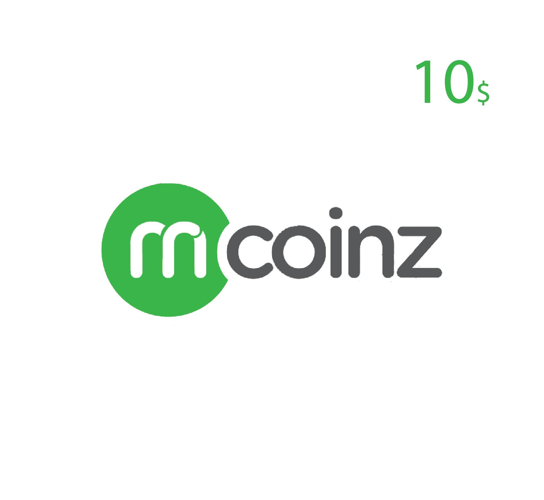 mCoinz 10 USD
