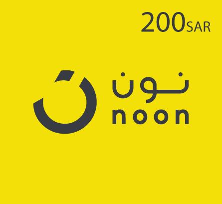 Noon Gift Card - 200 SAR