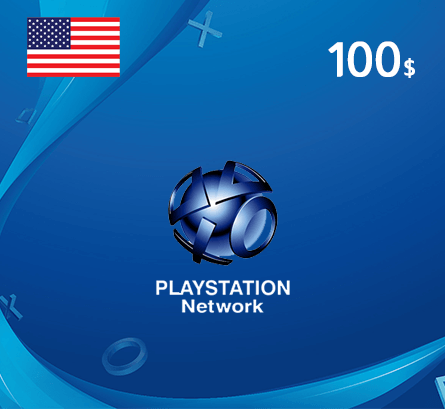 PlayStation Network - $100 (US Store)