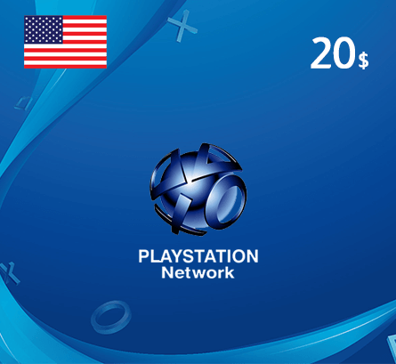 PlayStation Network - $20 (US Store)