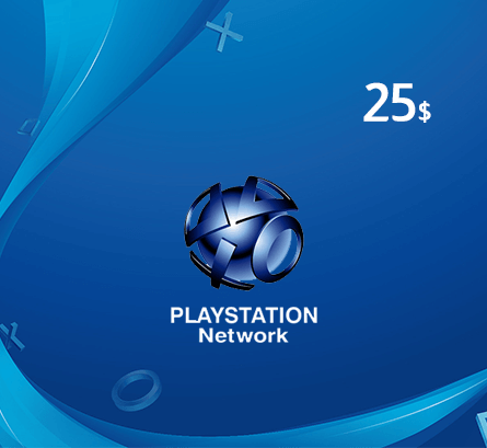 PlayStation Network - $25 (US Store)