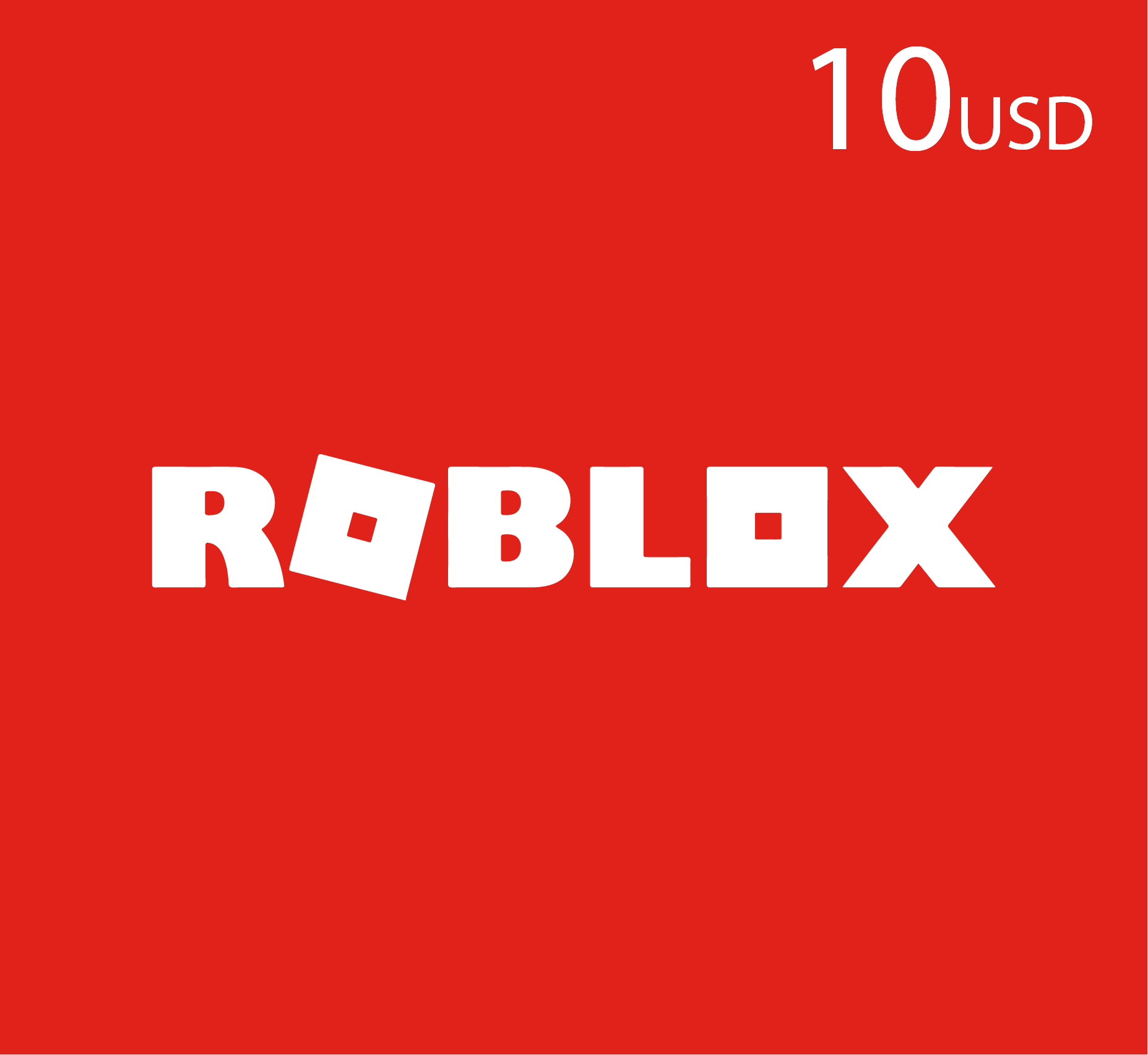 Roblox USD 10 - Global